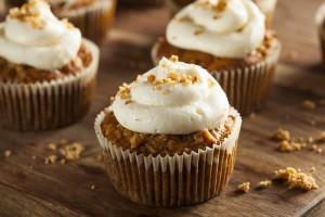 Cupcake-de-Zanahoria