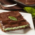 Tarta de Chocolate y Menta