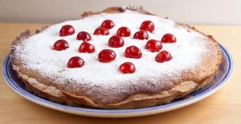 Tarta Bakewell