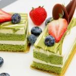 Tarta de Té Verde