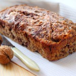 Banana Cake con Nueces y Chocolate