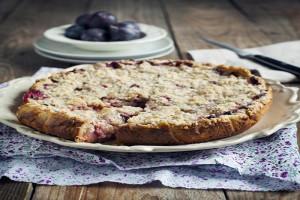 Cake-de-Ciruelas