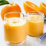 Crema de Naranja